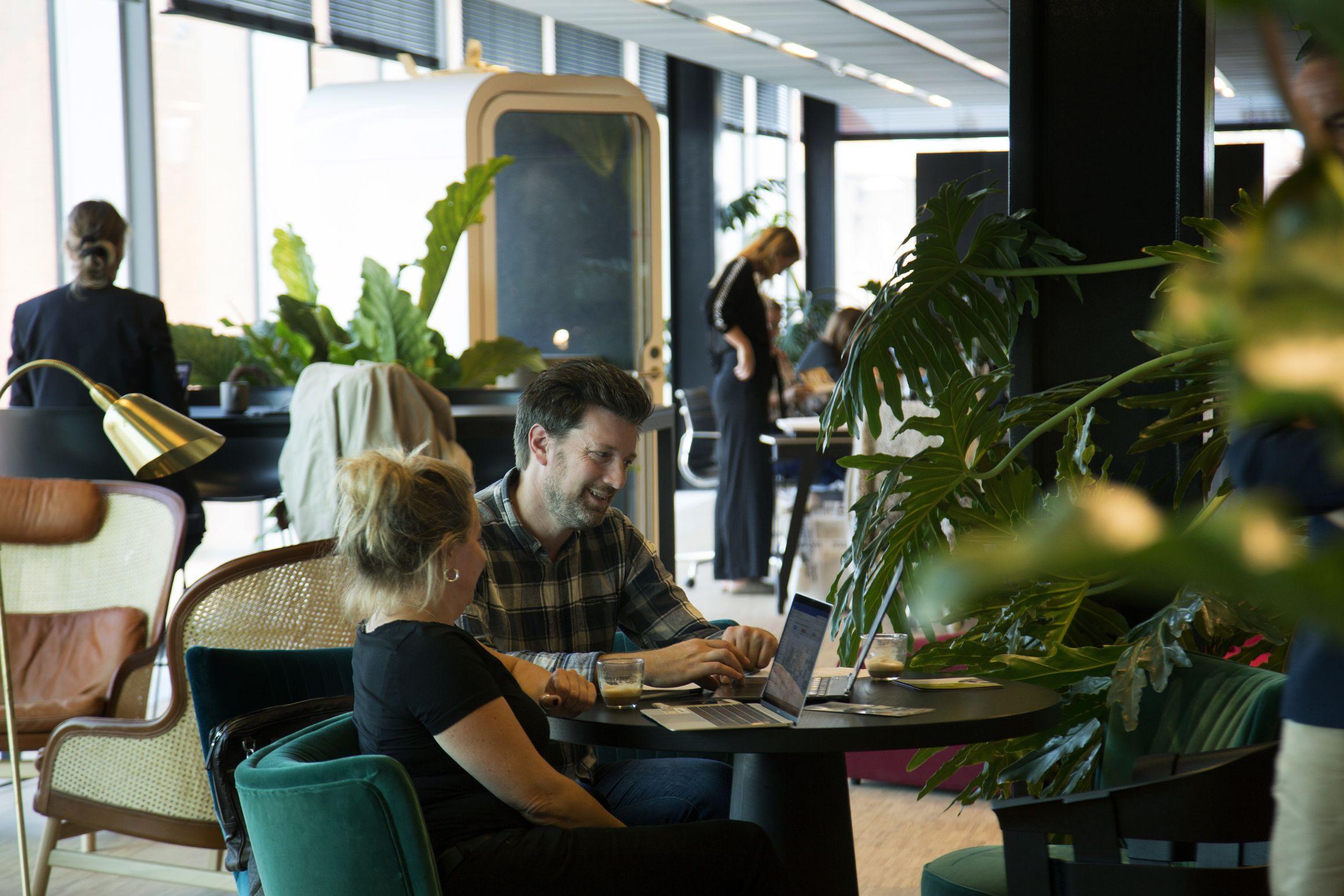BLOXHUB POP-UP PÅ BUILDING GREEN: VORES BYER SKAL SKABES SAMMEN