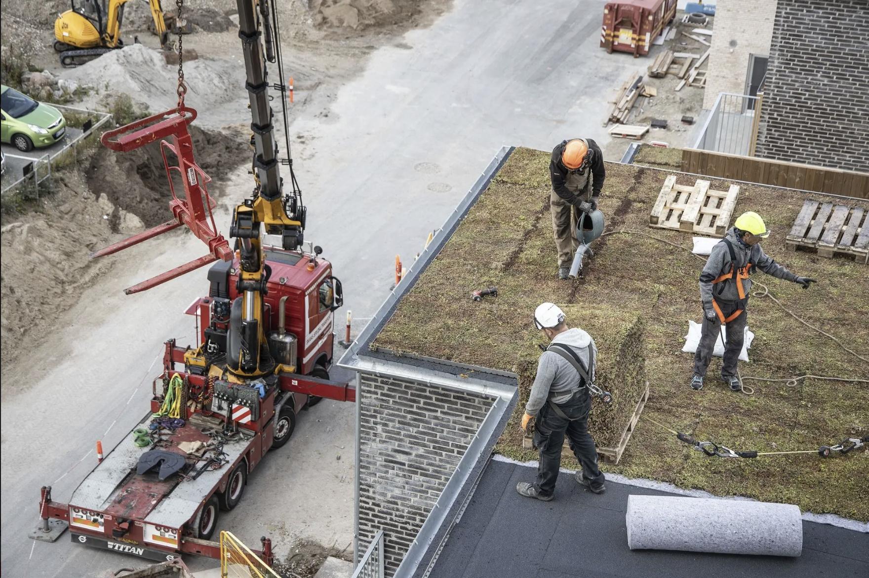 14 Erhvervsforsker-projekter skal gøre byggebranchen grønnere